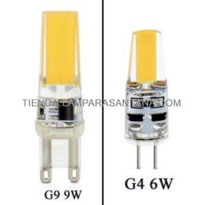 Bombilla-led-G9-G4