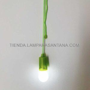 Bombilla-led-a-pilas-verde