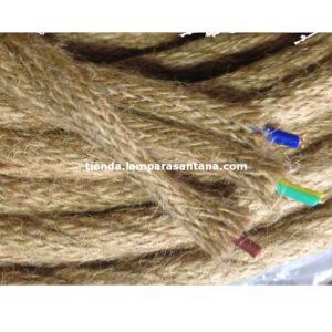 cable cuerda trenzado 3 hilos
