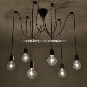 Lampara_Araña_Vintage