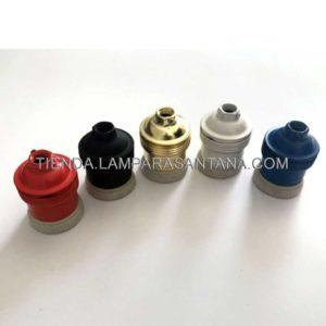 prtalamparas de laton varios colores
