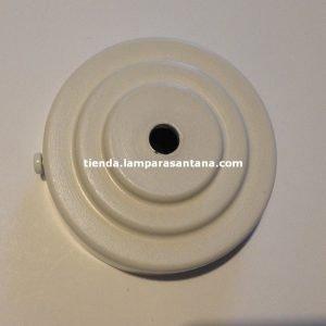 Soporte-techo-ceramica-blanco