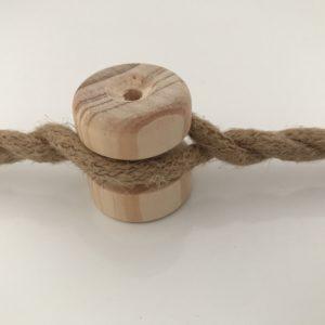 aislante madera