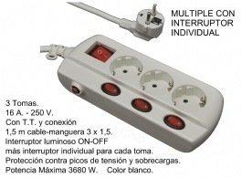 base_3_tomas_con_interruptores_individuales