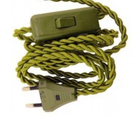 Conexión cable Conexión cable lámpara Vintage lámpara Nw8yvmnO0