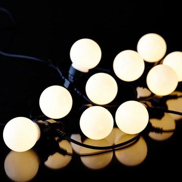 guirnalda exterior basic lamparasantana