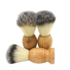 brocha clasica afeitar