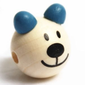 Bola infantil madera