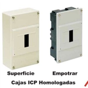 caja icp