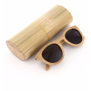 Gafas de sol clasicas madera