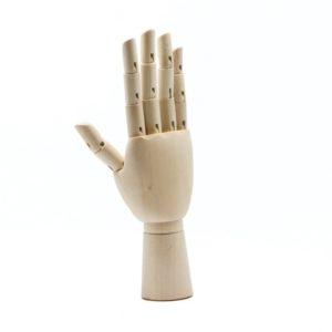 mano articulada