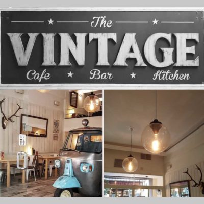 The Vintage cafe bar kitchen