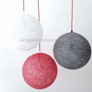 Lámparas colgantes escandinavas sphere