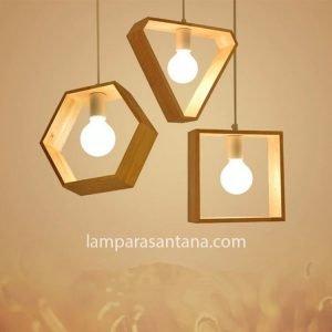 lámparas artesanas