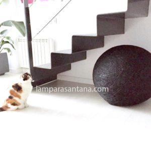 Lampara de mesa o suelo escandinava sphere