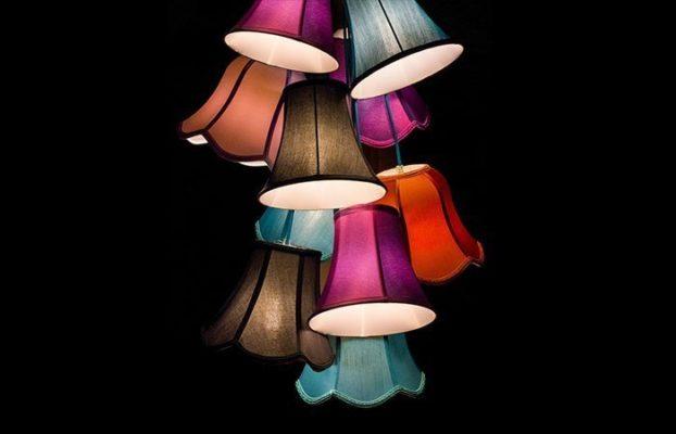 accesorios para lamparas