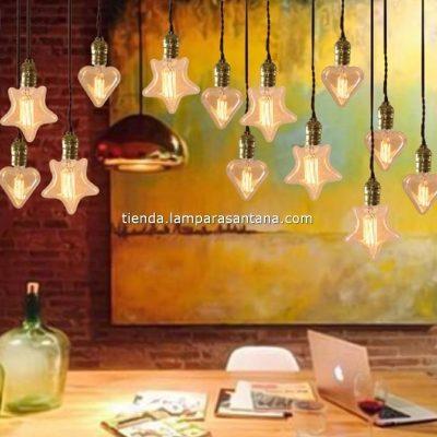 accesorios para lámparas